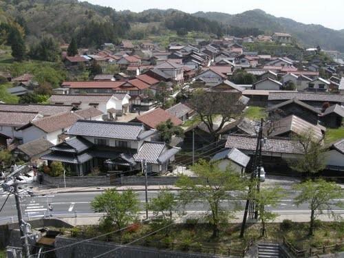 吉田町全景